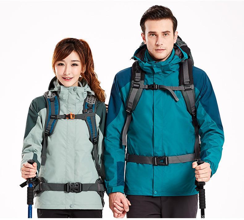 选购、使用登山服(冲锋衣)的五个要点